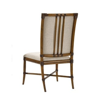 Broyhill Amalie Bay Bamboo Dining Side Chair