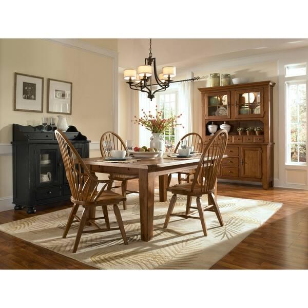 Broyhill Attic Heirlooms Rectangular Leg Dining Table