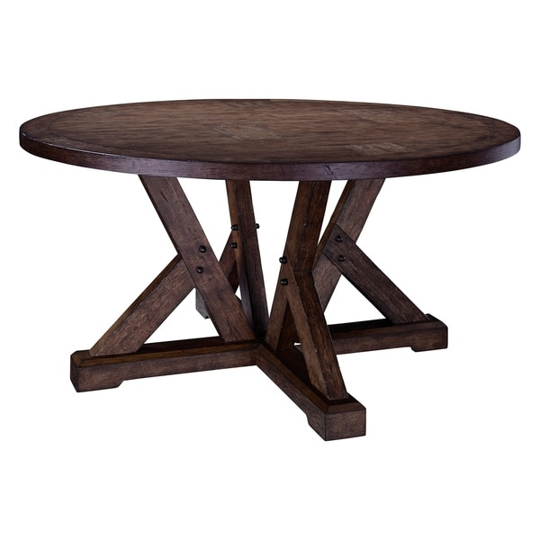 Broyhill Round Dining Table: Shop Broyhill Pieceworks Round Dining Table