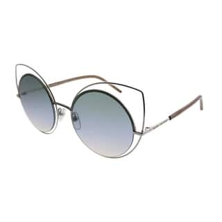 0d2f1d9783de3 Marc Jacobs Cat-Eye MARC 10 S TYY Women Palladium Frame Blue Gradient Lens