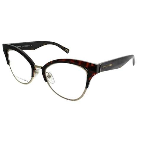 Marc Jacobs Cat-Eye MARC 216 086 Women Dark Havana Frame Eyeglasses