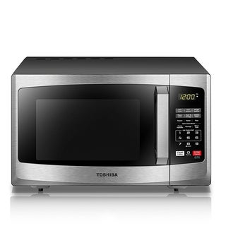 Toshiba 0.9 Cu. Ft. Stainless Steel Microwave