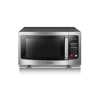 Toshiba 1.6 Cu. Ft. Stainless Steel Microwave w/ Inverter Technology