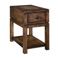 Broyhill Pike Place Chairside Table