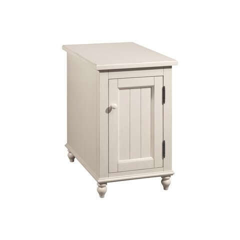 Broyhill Distressed White Reclinermate