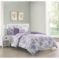 Boho Living Bistro 5-Piece Reversible Comforter Set
