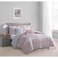 Boho Living Annabelle  5-Piece Reversible Comforter Set