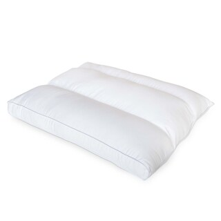 Premium 400 Thread Count White Down Medium Density Pillow (3 options available)