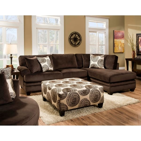 Rayna 2 pc  Sectional