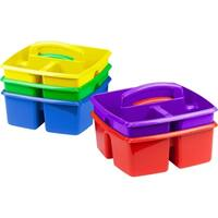 Storex Classroom Caddy/ 5 Colors (30 units/pack)