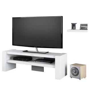 DAVOS  TV Stand - White