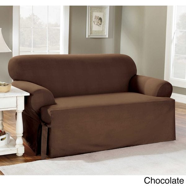 Sofa Slipcover With Separate Cushion Covers: T Cushion Sofa Slipcovers Decor T Cushion Sofa Slipcovers