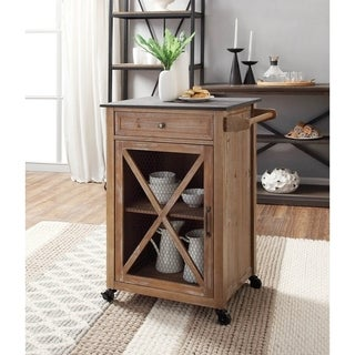 Oakridge Kitchen Cart EZ Assembly