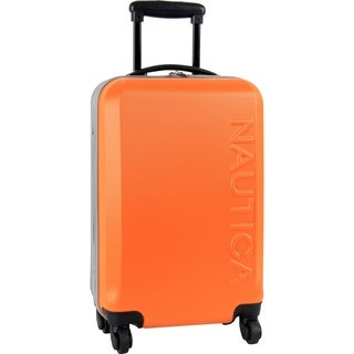 "Nautica Ahoy 21"" Hardside Spinner Carry-on Luggage"