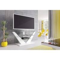LUNA TV Stand - White