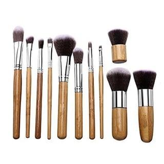 M.B.S Bamboo Brush Set (10 Piece)