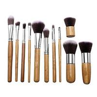 M.B.S Bamboo 10-piece Brush Set