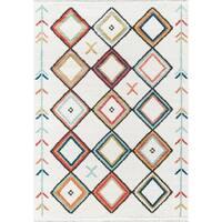 Momeni Monaco Multicolor Area Rug (8'6 x 11'6)