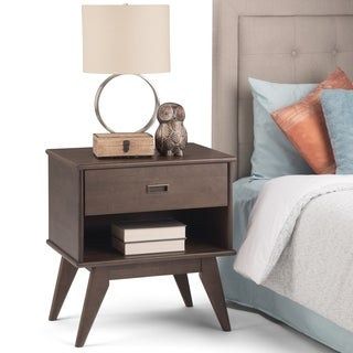 Wyndenhall Tierney Mid Century Bedside Table
