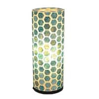 East At Main's Jen Table Lamp - Turquoise