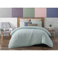 Brooklyn Loom Chambray Loft European Sham