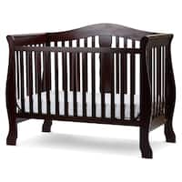 Avalon 4 in I Convertible Crib in Cherry