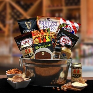 Beer Lovers Gift Pail