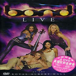 BOND - LIVE AT THE ROYAL ALBERT HALL