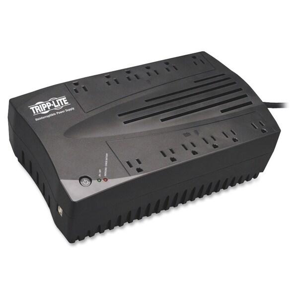 Tripp Lite UPS 750VA 450W Desktop Battery Back Up AVR Compact 120V US