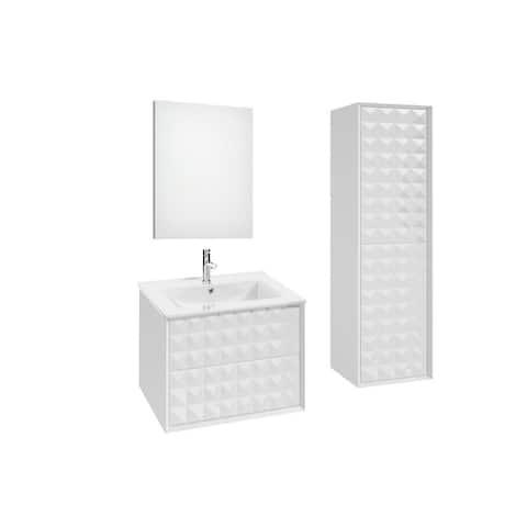 ZIRCO Bathroom vanity set