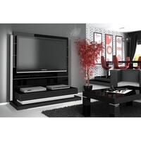 PANORAMA LUX  Entertainment Center - Black