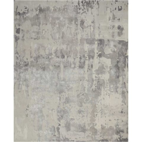 Nourison Hand-tufted Prismatic PRS12 Area Rug