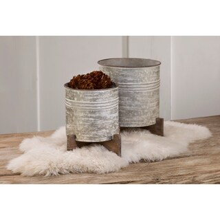 Decorative Storage/Flower Planters