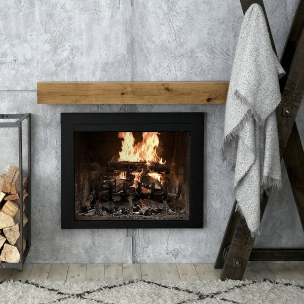 Outstanding Shop Modern Farmhouse Fireplace Mantel Shelf Free Shipping Download Free Architecture Designs Scobabritishbridgeorg