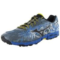 Mizuno Mens Wave Hayate Lace Up Running Sneaker Shoes