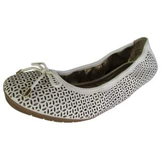 7e0a8c4fdbf9 Buy Me Too Women s Flats Online at Overstock