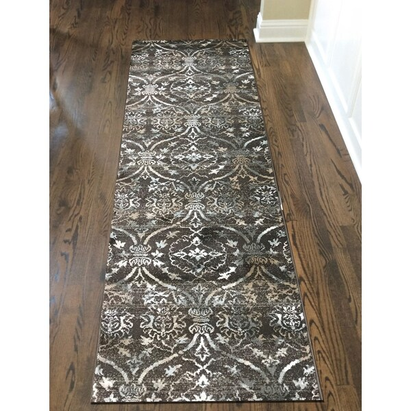 "Plaza Brazil Area Rug - 2'2"" x 7'7"" Runner"