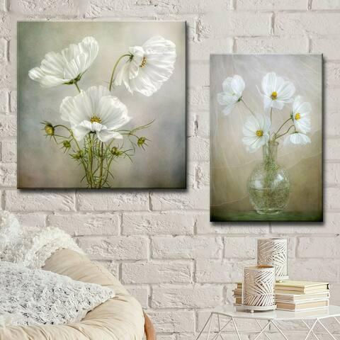 Ready2HangArt 'Charming Breeze' 2-Pc Canvas Wall Décor Set