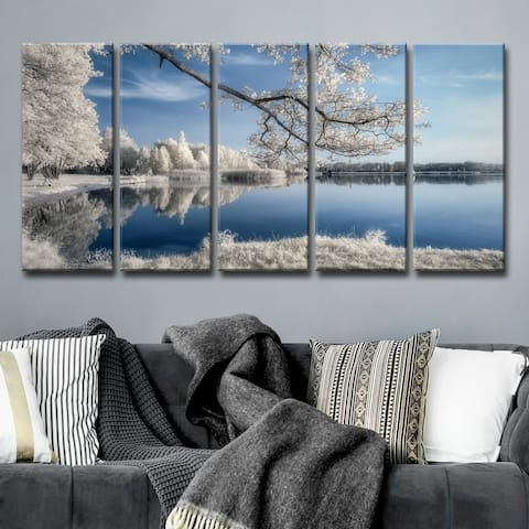 Ready2HangArt 'IRenkowo' 5-Pc Canvas Wall Décor Set