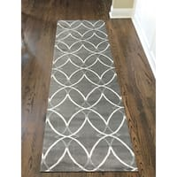 Plaza Style Area rug - 2'2 x 7'7