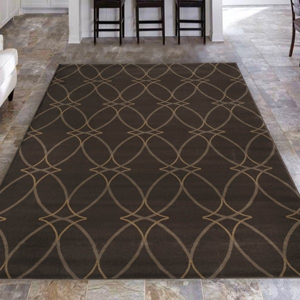 "Plaza Style Area rug - 5'3"" x 7'3"""