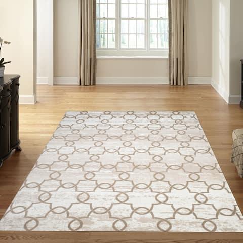 "Plaza Style Area rug - 7'10"" x 10'6"""