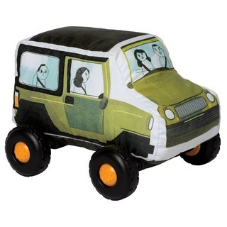 Manhattan Toy Bumpers SUV Toy Vehicle