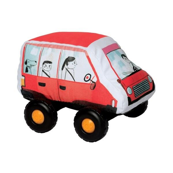 Manhattan Toy Bumpers Hatchback Toy Vehicle