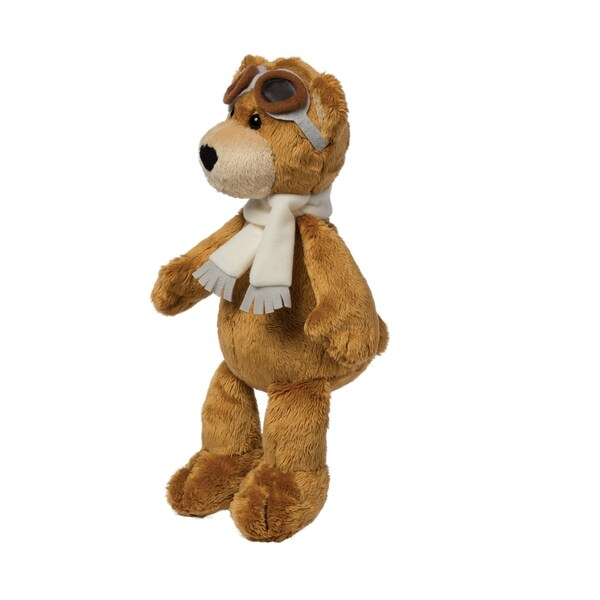 FOCO Green Bay Packers 10 Varsity Bear Stuffed Animal