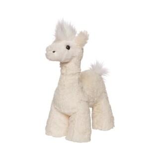 Manhattan Toy Voyagers Ernesto Llama Stuffed Animal