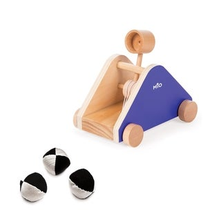Manhattan Toy MiO Wooden Catapult Imaginative Play Accessory