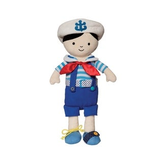 Manhattan Toy Dress Up Friends Henri 15 inch Doll
