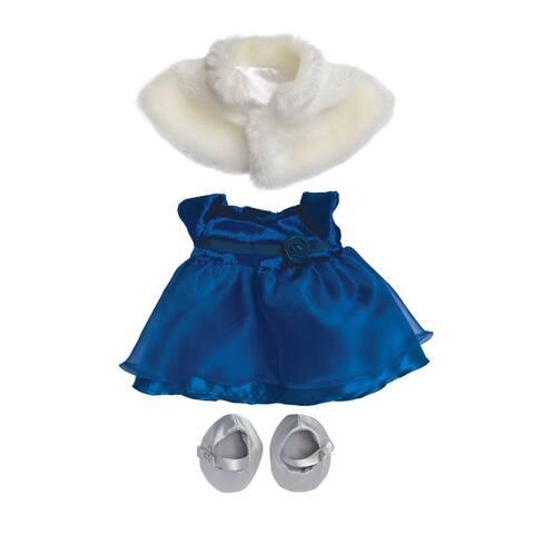 Manhattan Toy Baby Stella Party Dress 15 inch Baby Doll Clothing Set