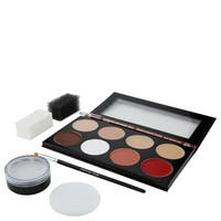 Mehron Mini-Pro Student Makeup Kit Fair/Olive Fair